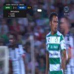 Vincent Janssen goal - Monterrey [1] - 2 Santos