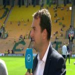 "Stuart Webber (Norwich's director of football): ""When I hear people call us naive, I think 'watch the game properly!'"". Webber breaks down the vision behind Norwich City's rise, talks a little about bad punditry and Norwich's approach and philosophy on the transfer market."