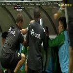Balotelli moment in the Portuguese League (Luiz Henrique - Moreirense FC)