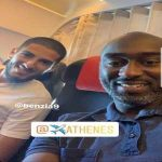 Yassine Benzia is on his way to Greece to join Olympiacos on loan from Lille