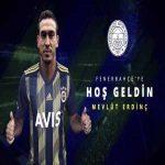 Fenerbahce announces Mevlut Erdinc