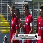 Bayern München II [1]-1 SpVgg Unterhaching - Sarpreet Singh 38'
