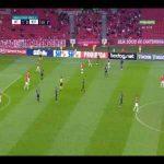 Internacional [2] x 0 Botafogo - Edenílson 52'