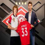 Spartak Moscow signs Alex Kral from Slavia Prague