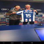 Welcome to SC Heerenveen, Doan Van Hau!