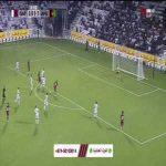 Qatar [2] - 0 Afghanistan - Almoez Ali 10'