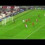 Cristiano Ronaldo missed chance vs Serbia