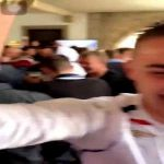 "England fans singing ""We all hate Scousers"" (video)"