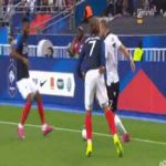 Lemar gets nutmegged