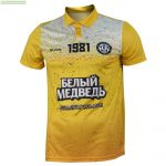 This kit of FC KAMAZ (plays in the 3rd Russian league) is amazing.