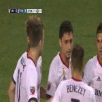 FC Cincinnati 0 - [3] Toronto FC - Marco Delgado 28'