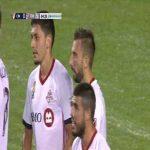 FC Cincinnati 0 - [5] Toronto FC - Nicolas Benezet 85'