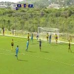 Antigua and Barbuda 1 - [1] Aruba - Terence Groothusen 45+5'