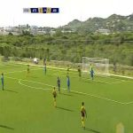 Antigua and Barbuda [2] - 1 Aruba - Tevaughn Harriette 69' (Nice)