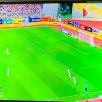 Egyptian goalkeeper disappears during open play for over 30 seconds during Egyptian Cup Final; No one pats an eye