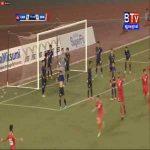 Cambodia 0-1 Bahrain - Komail Al Aswad 78'