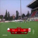 England U17s beat Poland on penalties to win the 2019 Syrenka Cup