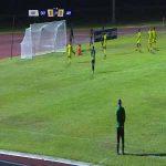 Guyana 0 - [1] Jamaica - Alvas Powell 14'