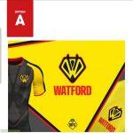 Official Watford FC Badge Proposal Shortlist