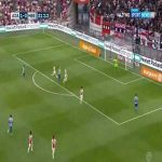 Ajax 1 - [1] Heerenveen - Jens Odgaard 22'