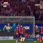 Chivas [1]- 0 Atlas: Great goal from Alexis Vega en el Clasico Tapatío