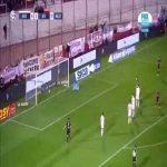 Huracán 0 - [3] River Plate - Exequiel Palacios 45+2'