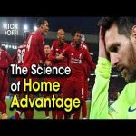 WHY footballers win at home and lose away