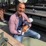 Ruud Gullit is grandpa of his first grandson; Kenyi