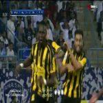 Al-Hilal (KSA) 0 - [1] Al-Ittihad (KSA) — Ziyad Al-Sahawi 10' — (Asian Champions League QF - AGG 0 - [1])