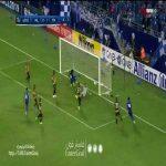 Al-Hilal (KSA) [1] - 1 Al-Ittihad (KSA) — André Carrillo 45' — (Asian Champions League QF - AGG [1] - 1)