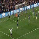 Chelsea 0-1 Valencia - Rodrigo 75'