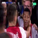 Dusan Tadic slaps David Neres