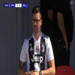 Atlético Madrid U19 0-2 Juventus U19 - Naouirou Ahamada 39' (great goal)