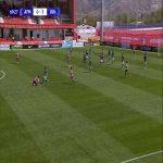 Atlético Madrid U19 0-4 Juventus U19 - Pablo Moreno 70'