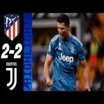 Atletico Madrid vs Juventus 2-2 - All Goals & Highlights - 09/18/2019 HD