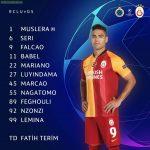 Galatasaray XI vs. Club Brugge