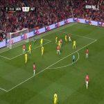 Manchester Utd [1] - 0 FC Astana | Greenwood 73'