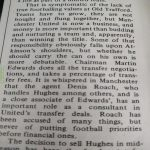 Found a 1986 article about the decline of Man United at the time. Thought this passage drew interesting parallels to today