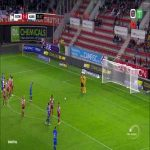 Roman Yaremchuk [P] goal vs Zulte Waregem | 1-1 | [Jupiler Pro League]