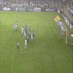 Santos 0 x [1] Grêmio - Luan 54'