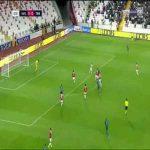 Sivasspor 0-1 Trabzonspor - Donis Avdijaj 3'