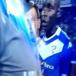 "Balotelli at the end of the match: ""They (the refs) always s**t-scared against Juve, this is incredible"""