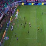 Bahia [1] x 0 Botafogo - Artur 24'