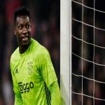 André Onana was the only player in Ajax' starting XI who did not fire a single shot against FC Groningen.