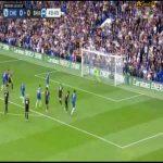 Chelsea [1] - 0 Brighton - Jorginho PK