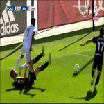 Real Madrid Castilla [2]-0 Rayo Majadahonda - Rodrygo Goes 15'