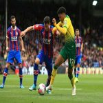 Yet another huge injury blow for Norwich as Jamal Lewis appears to have broken his arm