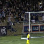 Brisbane Strikers 1 - 5 Melb City great header