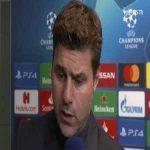 Pochettino post match reaction (Video)