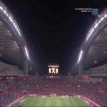 Urawa Red Diamonds [1] – 0 Guangzhou Evergrande - Fabricio (Great Goal) (ACL SF 1st Leg)